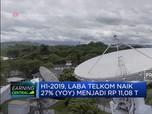 H1 2019, Pendapatan Telkom Naik 7,7%