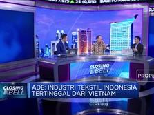 Ironis, Ekspor Tekstil Indonesia Kalah Dari Vietnam
