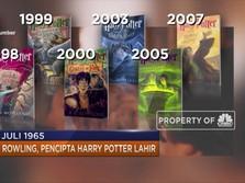 Lahirnya Sang Kreator Harry Potter