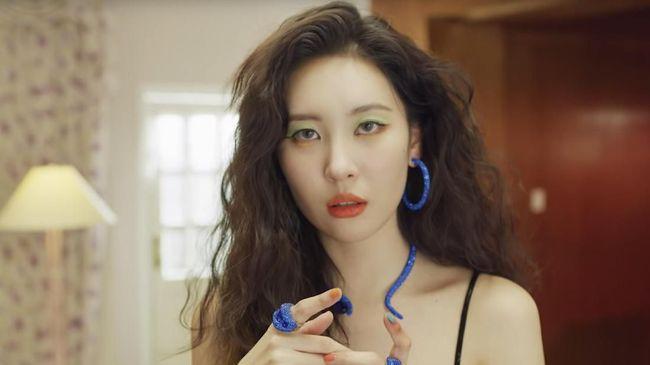 Sunmi Balas Komentar Nyinyir Netizen Soal Album Baru