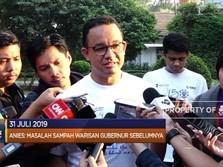 Anies: Masalah Sampah Warisan Gubernur Sebelumnya