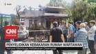 VIDEO: Penyelidikan Kebakaran Rumah Wartawan