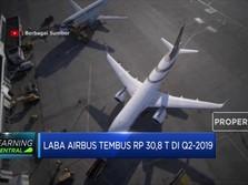 Airbus Cetak Laba di Saat Boeing Merugi