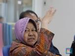 Risma Bandingkan Kualitas Udara Surabaya dan Jakarta