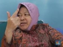Risma: Tak ada Guna Saya Bangun Surabaya Bagus-bagus, Tapi...