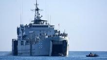 TNI AL Kirim KRI Teluk Lada Selamatkan Sandera KM Mina Sejati