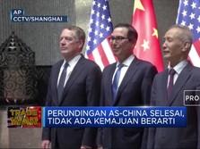 Nego Dagang AS-China Lanjut di Bulan September