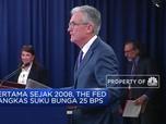 Akhirnya! The Fed Pangkas Suku Bunga 25 Bps