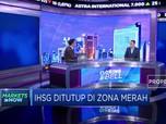 The Fed Pangkas Suku Bunga, IHSG Memerah