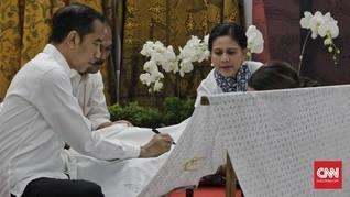 Makna Batik Gurdo yang Digores Jokowi