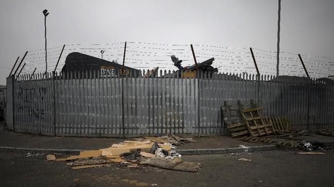 Beberapa peristiwa penusukan dilaporkan terjadi karena spontan dan tidak mempunyai alasan khusus yang memicu perbuatan itu. (REUTERS/Phil Noble)