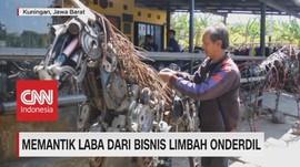 VIDEO: Memantik Laba Dari Bisnis Limbah Onderdil