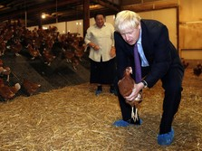 Sempat Didemo, Boris Johnson Sudah Sepekan Jadi PM Inggris