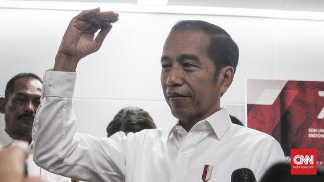Ditanya Kasus Novel, Jokowi Malah Jawab soal Kabinet