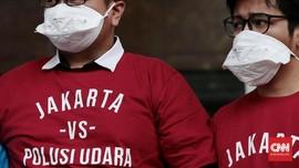 Listrik Normal, Kualitas Udara Jakarta Kembali Memburuk
