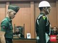 Oknum TNI Pemutilasi Pacar Didakwa Pasal Berlapis