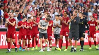 Rapor Buruk di Turki Adang Liverpool di Piala Super Eropa