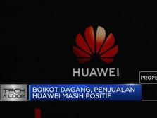 Cengkraman Kuat Bisnis Huawei