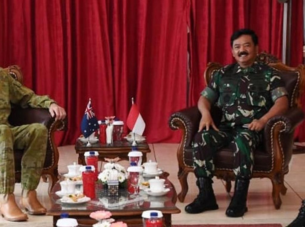 Kunjungan tersebut dilaksanakan dalam rangkaian Forum Tahunan ke-7 Australia-Indonesia High Level Committee (AUSINDO HLC) tahun 2019. Istimewa/Puspen TNI.