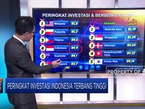 Peringkat Investasi Indonesia Terbang Tinggi