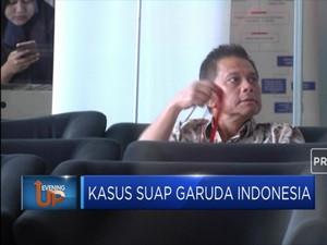 KPK Dalami Kasus Suap Garuda Melibatkan Emirsyah Satar