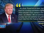 Kecewa, Trump: Powell Membuat AS Terpuruk
