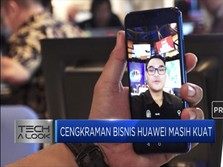 Meski Diboikot AS, Pendapatan Huawei Tumbuh Positif