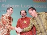 Baru Dijabat CEO Baru, Indosat Jajaki Rights Issue
