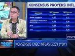 Inflasi Juli Di Proyeksi Tetap Terkendali pada Level 0,25%