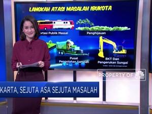 Jakarta, Sejuta Asa Sejuta Masalah