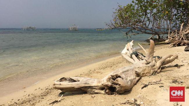 Mantan Terindah dan Sampah Plastik di Pulau Panjang