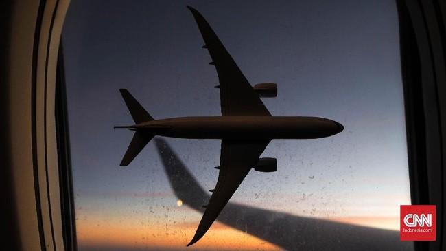 Pesawat Namibia dan Korean Air Bersenggolan di Bandara Jerman