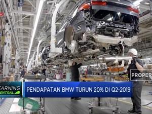 Q2-2019, Pendapatan BMW Turun 20%