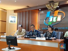 Live! BPS Rilis Angka Pertumbuhan Ekonomi di Kuartal II-2019