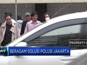 Beragam Solusi Atasi Polusi Jakarta