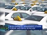 Rugi Express Transindo Utama  Turun Jadi Rp115,78 Miliar
