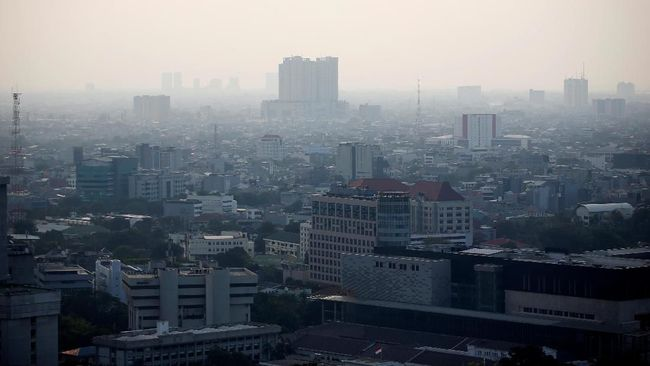 Mengenal Zat Beracun di Udara Jakarta