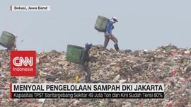 VIDEO: Menyoal Pengelolaan Sampah DKI Jakarta