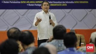 Rudiantara: PHK Massal Bukalapak Tak Berarti 'Tutup Lapak'