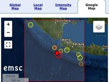 Potensi Tsunami, Warga Sumur-Banten Panik & Mulai Mengungsi