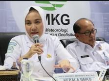 Bukan M 7,4, BMKG: Kekuatan Gempa Banten M 6,9