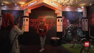 VIDEO: Menjelajahi Dunia 'Stranger Things' di Indonesia