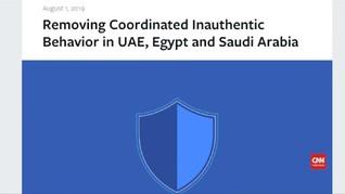 VIDEO: Facebook Tutup Akun Palsu di Arab Saudi