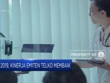 Kinerja Emiten Telekomunikasi di Semester I Kompak Membaik