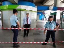 Ledakan Bom Rakitan Guncang Bangkok, Dua Orang Terluka