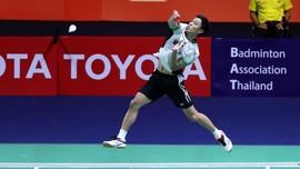 Hasil Thailand Open: Indonesia Tanpa Wakil di Semifinal