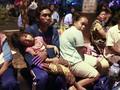 Warga Bertahan di Ketinggian Meski Peringatan Tsunami Dicabut