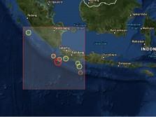 Peringatan Tsunami: Banten, Bengkulu, Jabar, dan Lampung