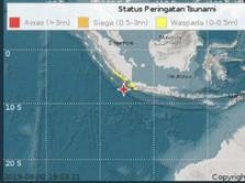 Warga di Wilayah Siaga Tsunami Diminta Segera Evakuasi!