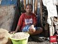 FOTO : Mereka yang Berjuang di Kampung Kumuh Jakarta